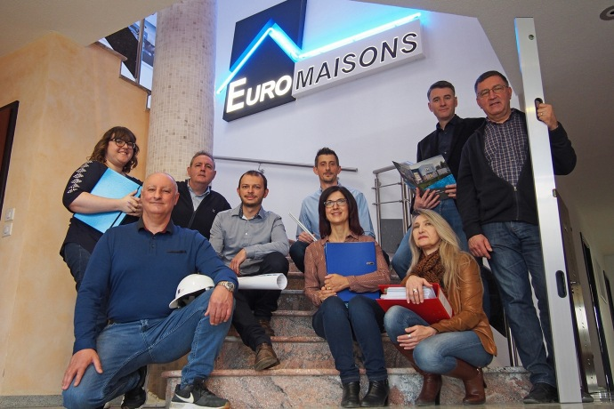 EUROMAISONS Photo groupe 2020 rec
