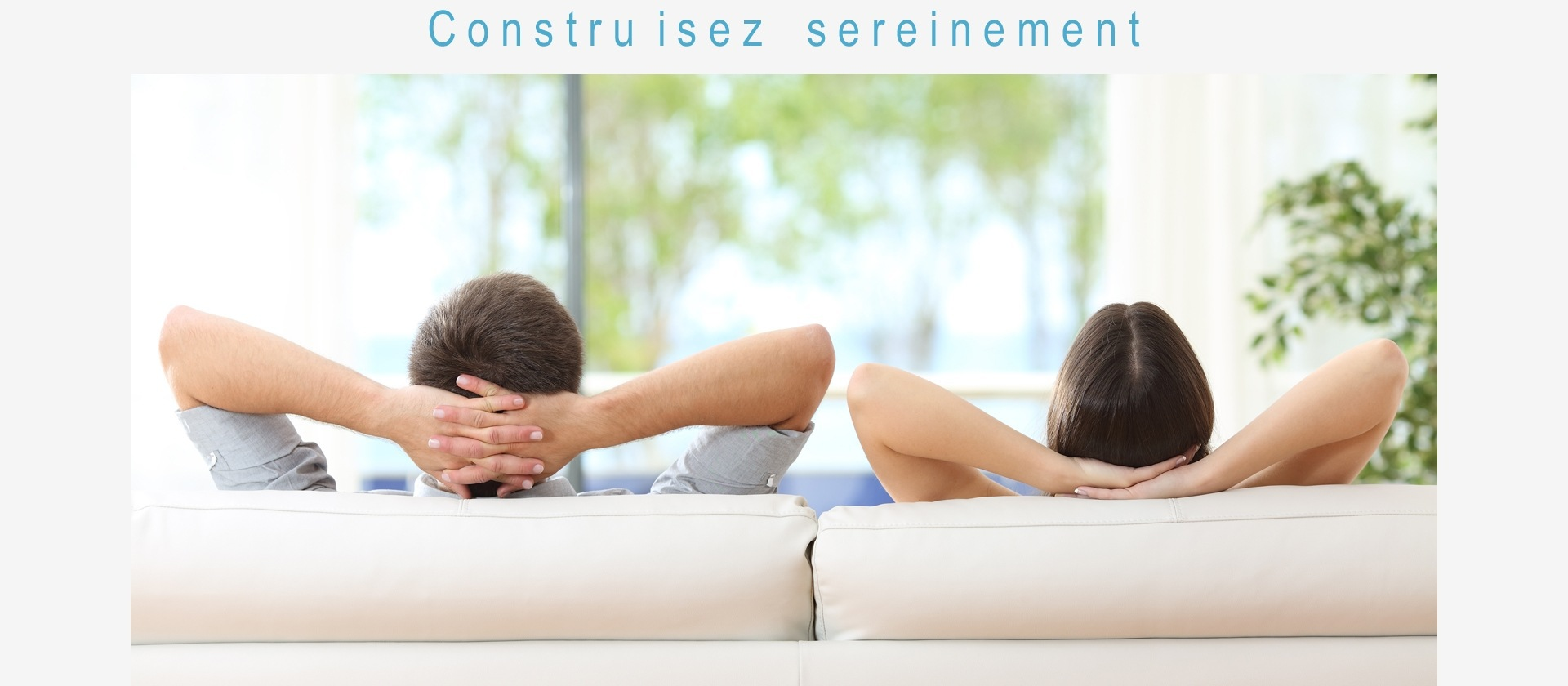Photo construisez sereinement